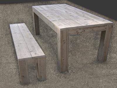 Steigerhouten Tafel Maken : Steigerhouten tafel zelf maken u invertsuiker maken
